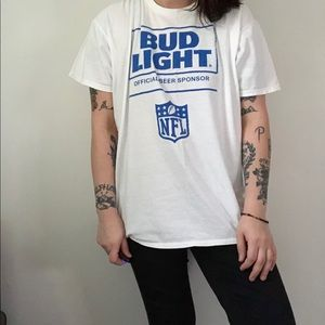 Retro Bud Light Tee